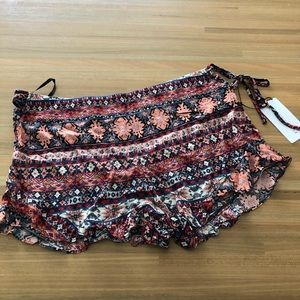 NWT Cotton Candy shorts